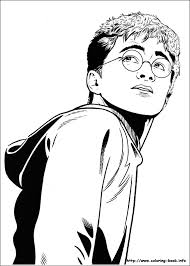 89 Harry Potter Pictures To Print And Color Last Updated December 5th