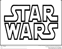 Star Wars Free Printable Coloring The Awesome Web Pages
