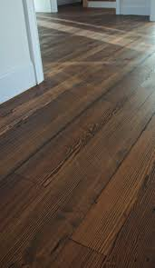 Restain Hardwood Floors Darker by Best 25 Heart Pine Flooring Ideas On Pinterest Floor Stain