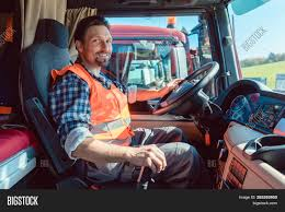 100 Truck Driver Pictures Lorry Image Photo Free Trial Bigstock