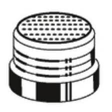 Moen Faucet Aerator Insert by Faucet Parts Aerators Chromes Central Plumbing U0026 Electric Supply