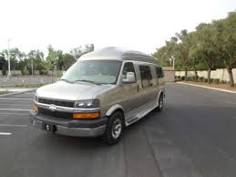 Chevy 9 Passenger Conversion Van US 2200000