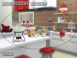 Kitchen Clutter By Pilar At TSR