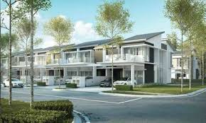 Country Villas by New Development 2 Storey Terrace Villas By Country Villas Resort