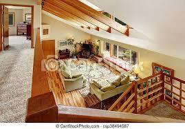 wohnzimmer hölzern ceiling balken ansicht style