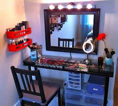 Makeup Vanity Table With Lights Ikea by Ikea Makeup Vanity Table Home Design Ideas