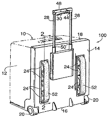Ferno Stair Chair Model 48 by Patent Us6938740 Suitcase With Stair Roller And Brake Google