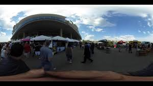 360° Tour Of The 2016 Greater Pittsburgh Food Truck Festival - YouTube