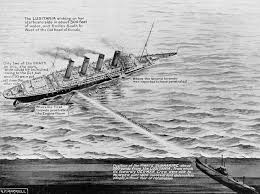 the history press the sinking of the rms lusitania