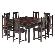 Richmond Rustic Solid Wood Large Square Dining Room Table Chair Set Top 30 Great Expandable Kitchen Table Square Ding Chairs Unique Entzuckend Large Rustic Wood Tables Design And Depot Canterbury With 5 Bench Room Fniture Ashley Homestore Hcom Piece Counter Height And Set Rustic Wood Ding Table Set Momluvco Beautiful Abcdeleditioncom Home Inviting Ideas Nottingham Solid Black Round Dark W Custom