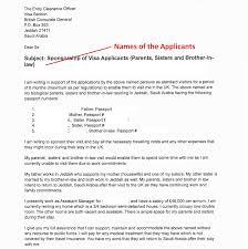 100 [ Invitation Letter For Visa Template ]