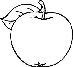 Fruit And Vegetable Printable Fruits Vegetables For Kids Coloring Pages
