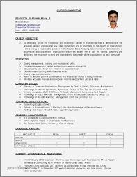 Storekeeper Resume Sample Pdf Fresh Transform Store Keeper In