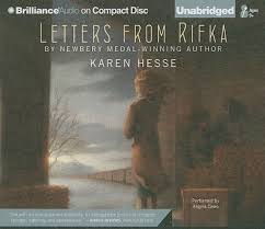 Letters From Rifka timeline