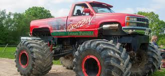 US Style Monster Truck Driving Experience- Sussex - Experience Days