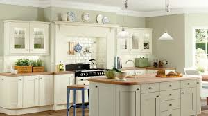 light green kitchen walls oak wood kitchen storage cabi modern
