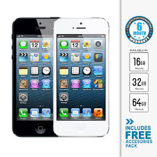 Apple iPhone 5 16GB 32GB 64GB A1429 All Colours Refurbished Aus