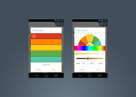 A New Colour Picker On Firefox For Android Firefox UX