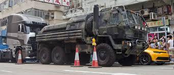 Oshkosh Defense Medium Tactical Vehicle -