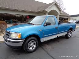 1997 Ford F150 XL Std Cab 2WD Long Bed V6 -- Deals Unlimited, Inc. Flashback F10039s New Arrivals Of Whole Trucksparts Trucks Or Used Ford Near Moose Jaw Bennett Dunlop 2008 Super Duty F450 Drw 4wd Crew Cab 172 Lariat At 2011 F350 4x2 V8 Gas12ft Utility Truck Bed Tlc 2000 F150 4x4 Xlt Supercab Contact Us Serving Dodge Western Hauler Best Truck Resource 2017 4x4 Supercab Styleside 8 Ft Box 163 In Wb Pictures Diesel Dually For Sale Nsm Cars All Laredo F550 Bed Youtube Stretch My Truck Home The Long Bed Ram Mega And Custom Beds Service Installation Gallery 1997 Xl Std 2wd V6 Deals Unlimited Inc