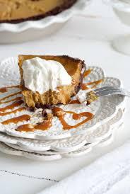 Gingersnap Pumpkin Pie Crust by Pumpkin Pie With Chocolate Gingersnap Crust And Salted Dark