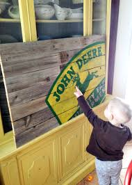 John Deere Sign On Reclaimed Wood | Averie Lane: John Deere Sign ... Handy Home Products Majestic 8 Ft X 12 Wood Storage Shed John Deere Dresser Side View Bedroom Fniture Pinterest 1st Farming Fun On The Farm Playset Toysrus Education Amazoncom Masterpieces Paint Kit 16th Big Farm 6210r With Frontier Grain Cart 25 Unique Toy Barn Ideas Wooden Toy Mini Handcrafted 132 Scale Heirloom Barn Rungreencom Toys And Games Kids Cowboy Accsories Pfi Western Ana White Green Shelf Diy Projects 303 Best Deere Images Jd Tractors Sets Tractors