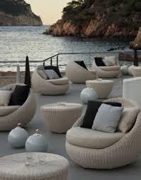 Christy Sports Patio Furniture Boulder by Gartensessel Design Weiß Farbige Auflagen Dekokissen Garten