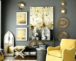 High Wall Decorating Ideas A Two Story Large