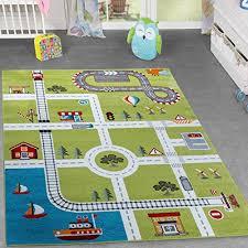 tapis chambre d enfant chambre d enfant tapis tapis de jeu avec design city ville portuaire