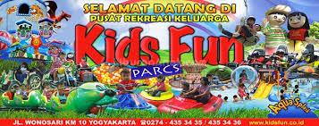 FASILITAS Di Kids Fun Parcs Yogyakarta