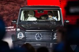 We Climbed Into The New Mercedes-Benz G-Wagen - The Verge G Wagon Stock Photos Images Alamy 2014 Mercedesbenz G63 Amg 6x6 First Drive Motor Trend Do You Want A Mercedes Gwagen Convertible Autoweek Hg P402 4x4 Truck In The Trails Youtube Truck Interior Bmw Cars Rm Sothebys 1926 Reo Model Speed Delivery Hershey Nine Of Most Impressive Offroad Trucks And Suvs Built Expensive Suv World The G650 New Mercedesmaybach 650 Landaulet 2016 Gclass News Specs Pictures Digital Trends 2019 G550 Mercedesamg Dream Rides Pinterest