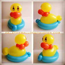 Rubber Ducky Youre The One Balloon Sculptures In 2019