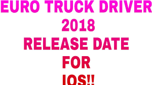 Euro Truck Driver 2018 Release Date For IOS!! - YouTube Release Date 2008 Movie Title Trucker Studio Plum Pictures Drivers Log Sheet Template Elegant Expense Spreadsheet Fresh Amazoncom Gifts Date A Truck Driver They Always How Do I Get Cdl Step By Itructions Roehljobs Who Deliver Hot Loads Baby Onesie Inrstate Guide To Hours Of Service 15 Driving Expo Region Q Wkforce Development Board Tax Planning Tips Jrc Transportation Regarding