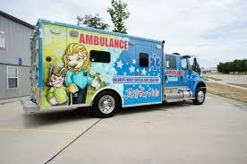 scribe ambulance toy