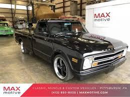 100 Custom C10 Trucks 1968 Chevrolet For Sale ClassicCarscom CC1183031