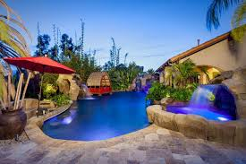 Photos   Distinguished Pools, Inc.   HGTV Patio Ideas Small Tropical Container Garden Style Pool House Southern Living Backyard Design 1000 About Create A Oasis In Your With Outdoor Plants 1173 Best Etc Images On Pinterest Warm Landscaping 16 Backyard Designs The Cool Amenity For Tropicalbackyard Interior Vacation Landscapes Diy