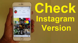 How to Check Instagram Version on iPhone 2017