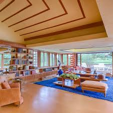 100 Frank Lloyd Wright Houses Interiors Peek Inside 7 Iconic Buildings