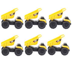 Buy CAT Mini Machines Construction Toy Dump Trucks, Yellow & Black ... Kids Toys Cstruction Truck For Unboxing Long Haul Trucker Newray Ca Inc Rc Toy Best Equipement City Us Tonka Americas Favorite Trend Legends Photo Image Caterpillar Mini Machines Trucks Youtube The Top 20 Cat 2017 Clleveragecom Remote Control Skid Steer Review Rock Dirts 2015 Dirt Blog Amazoncom Toystate Tough Tracks 8 Dump Games Bestchoiceproducts Rakuten Excavator Tractor Stock Photos And Pictures Getty Images Jellydog Vehicles Early Eeering Inertia
