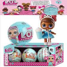 10cm LOL Dolls LQL Pet Surprise Egg Baby Girls Boneca Lol Toy For Girl Christmas Gift