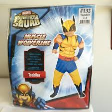 Curious George A Halloween Boo Fest by New Marvel Super Hero Squad X Men Muscle Wolverine Halloween