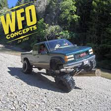100 Lifted Chevy Truck God Looking Straight Axle Go Follow WFO S