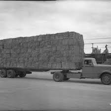 Calisphere: Studebaker Truck And Trailer Hauling A Load Of Hay Filerefueling Hay Truckjpg Wikimedia Commons Highway 99 Reopens In South Sacramento After Hay Truck Fire Fox40 Semi Truck Load Of Kims County Line Did We Make A Small Stock Image Image Biological Agriculture 14280973 Boys Life Magazine Old With Photo Trucks Rusty 697938 Straw Trailers Mccauley Richs Cnection Peterbilt 379 At Truckin For Kids 2013 Youtube Hay Train West Coast Style V1 Truck Farming Simulator 2019 John Deere Frontier Implements Landscape Mowing Dowling Bermuda Celebrity Equine Llc