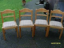 4 ikea stühle für küche oder esszimmer
