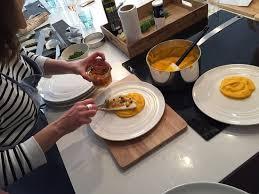 l atelier cuisine de l atelier cuisine de mathilde the second course of lunch