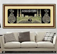 jerusalem moschee islam leinwandbild ak wanddeko