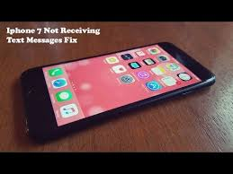 Iphone 7 Iphone 7 Plus Not Receiving Text Messages Fix