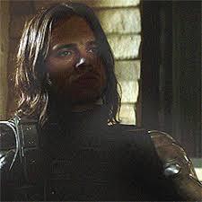Civil War Gif Sebastian Stan Winter Soldier Bucky Barnes