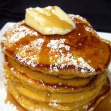 Pumpkin Pancakes With Gluten Free Bisquick by Quick And Easy Pumpkin Pancakes Something Sweet Something Salty