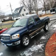 100 Totally Trucks My 08 Ram BigHorn 1500 57L In Love